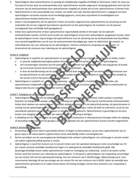 201610-algemene-voorwaarden-glazenwasser-nederlands-voorbeeld-1