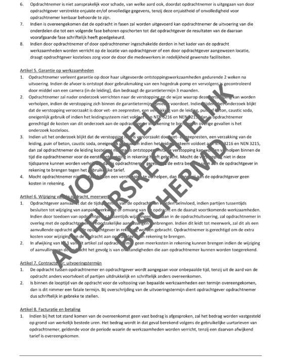 201610-algemene-voorwaarden-riool-ontstoppingsdienst-nederlands-voorbeeld-1