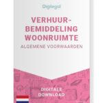 Algemene Voorwaarden Verhuurbemiddeling Woonruimte (Nederlands)