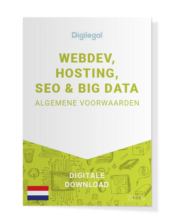 Algemene Voorwaarden Webdev, Hosting, SEO & Big Data