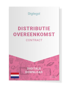 contracten-distributieovereenkomst-nederlands-cover