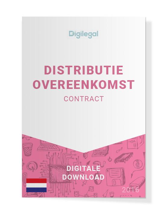 contracten-distributieovereenkomst-nederlands-cover