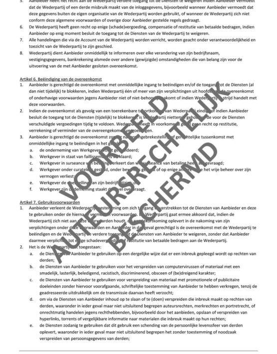 201611-algemene-voorwaarden-online-vacaturesite-nederlands-voorbeeld-2
